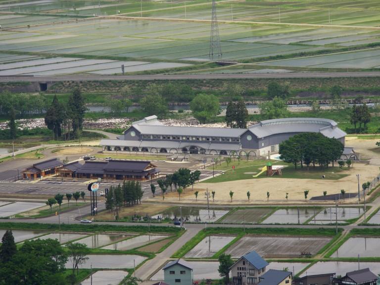 道の駅南魚沼