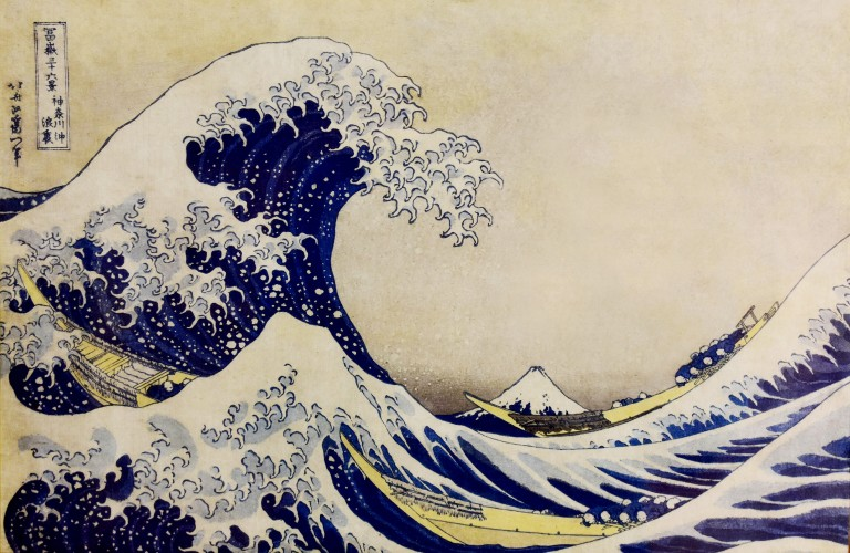 神奈川沖浪裏 大きいサイズ2